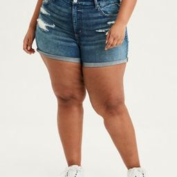 AE Ne(X)t Level Curvy High-Waisted Short Short   American Eagle Outfitters (US & CA)