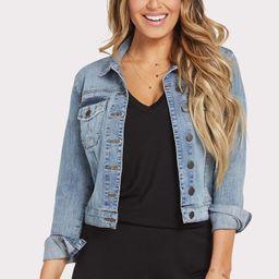 Amelia Denim Jacket | Evereve