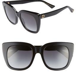 51mm Cat Eye Sunglasses   Nordstrom