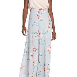 SHOW ME YOUR MUMU   Princess Ariel Ballgown Maxi Skirt   Nordstrom Rack   Nordstrom Rack