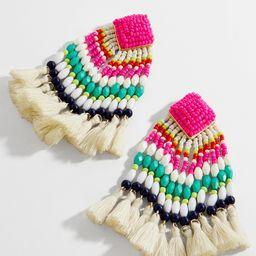 Rosa Drop Earrings | BaubleBar (US)
