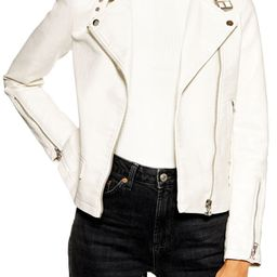 Lucky Faux Leather Biker Jacket | Nordstrom