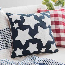 Stars and Stripes Reversible Pillow | Kirkland's Home