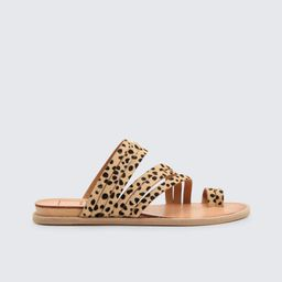 NELLY SANDALS IN LEOPARD   DolceVita.com