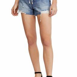 Sofia Cutoff Denim Shorts   Nordstrom