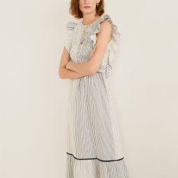 Striped dress | MANGO (US)