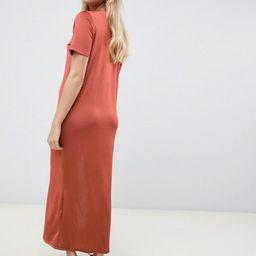 ASOS DESIGN ultimate slinky t-shirt maxi dress | ASOS US