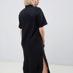 ASOS DESIGN Petite column midi dress | ASOS US