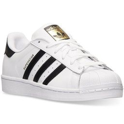 adidas Women's Superstar Casual Sneakers from Finish Line & Reviews - Finish Line Athletic Sneake...   Macys (US)