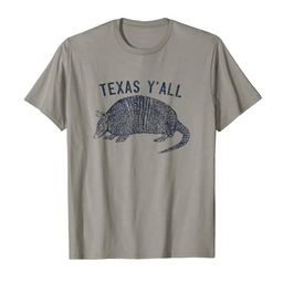 Texas Y'all Armadillo Lover Shirt - Cute Gift Toy T-Shirt | Amazon (US)