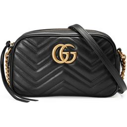 Small GG Marmont 2.0 Matelassé Leather Camera Bag   Nordstrom
