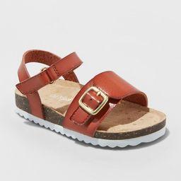 Toddler Girls' Berdie Comfort Footbed Sandals - Cat & Jack™ | Target