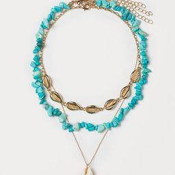 3-pack Necklaces | H&M (US)