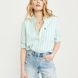 Oxford Shirt | Abercrombie & Fitch US & UK