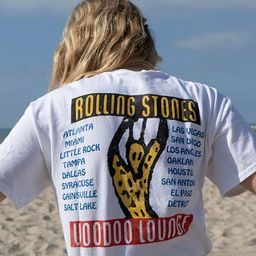 Rolling Stones 1994 Tour Tee   Urban Outfitters (US and RoW)