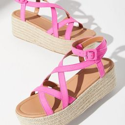UO Sierra Strappy Espadrille Sandal | Urban Outfitters (US and RoW)