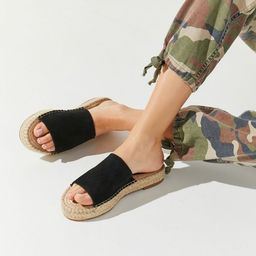Mimi Espadrille Slide Sandal | Urban Outfitters (US and RoW)