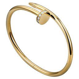 Guanjie Titanium Steel Bracelet Ladies Fashion Classic Lovely Bracelet Ladies Gift Bracelet | Amazon (US)
