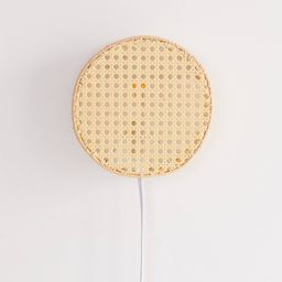 Lexi Rattan Sconce | Urban Outfitters (US and RoW)