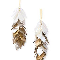Jennifer Rose Gold Statement Earrings in Abalone Mix | Kendra Scott | Kendra Scott