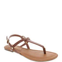 Rampage Trapeze Thong Sandals   Belk