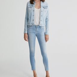 The Legging Ankle in 22 Years Ascend   AG Jeans Official Store   AG Jeans