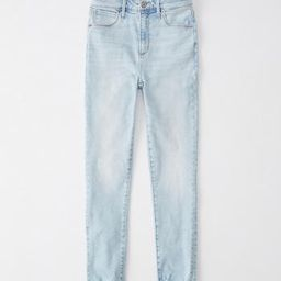 High Rise Ankle Jeans   Abercrombie & Fitch US & UK