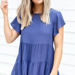 Callie Tiered Blouse | Dress Up