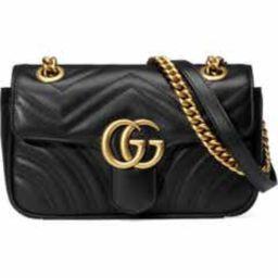 Mini GG Marmont 2.0 Matelassé Leather Shoulder Bag | Nordstrom
