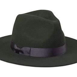 Lack of Color Women's Silent Woods Fedora Hat | Amazon (US)