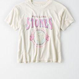 AE Neon Rolling Stones Graphic T-Shirt   American Eagle Outfitters (US & CA)