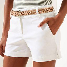 Riviera Shorts with 4 Inch Inseam | LOFT