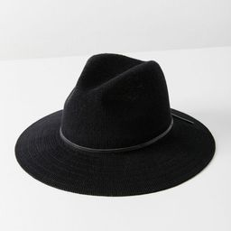 UO Maddie Woven Panama Hat | Urban Outfitters (US and RoW)
