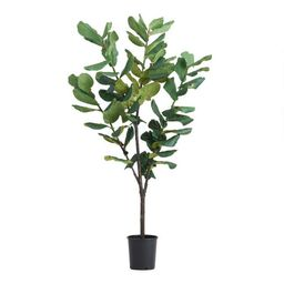 Faux Fiddle Leaf Fig Tree   World Market