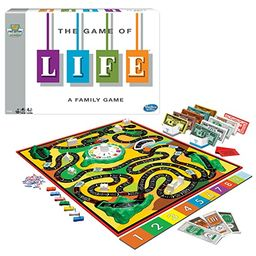 Winning Moves Games The Game of Life   Amazon (US)
