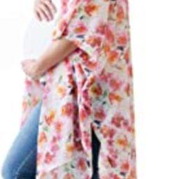 Sheer Cardigan Nursing Wrap & Kimono   Amazon (US)
