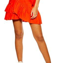Ruffle Wrap Skirt | Nordstrom