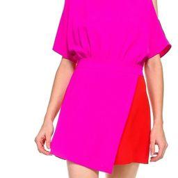 Colorblock Wrap Romper | Shoptiques