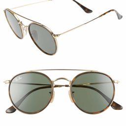 51mm Aviator Sunglasses | Nordstrom