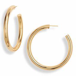 Large Chunky Hoop Earrings | Nordstrom