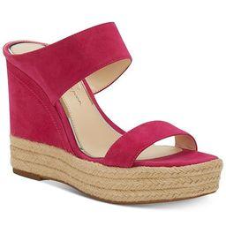 Jessica Simpson Siera Wedge Sandals & Reviews - Sandals & Flip Flops - Shoes - Macy's | Macys (US)