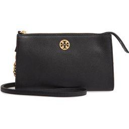 Mini Everly Leather Crossbody Bag | Nordstrom