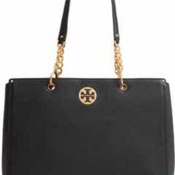 Everly Leather Tote | Nordstrom