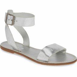 The Boardwalk Ankle Strap Sandal   Nordstrom