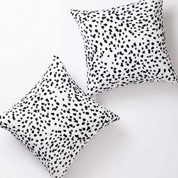 Pantaknot Dalmatian Spots Decorative Throw Pillow Covers Set of 2 Dog Dots Pillowcase Cushion Hom... | Amazon (US)