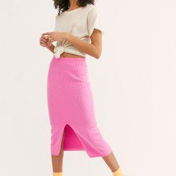 Skyline Midi Skirt | Free People (US)