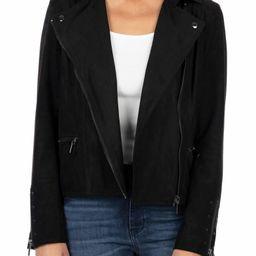 Faux Suede Eveline Jacket | Nordstrom