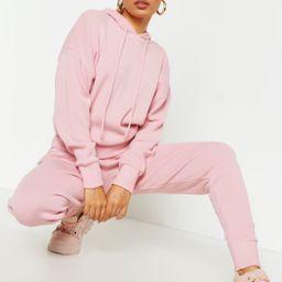 Hooded Knitted Lounge Set | Boohoo.com (US & CA)