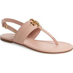 Everly T-Strap Flat Sandal | Nordstrom