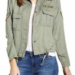 Rowen Military Jacket   Nordstrom